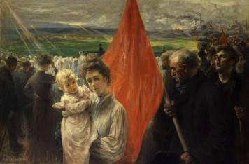 Paul-Louis Delance Grève à Saint Ouen 1908
