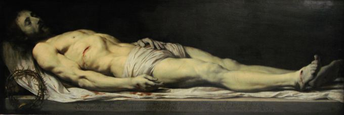 Champaigne_-_Le_Christ_mort_couché_sur_son_linceul