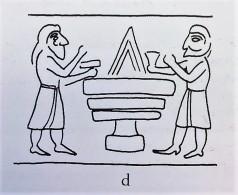 Sceau avec scène de culte, VI-IVe siècle BC 4