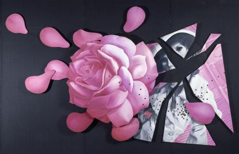 Jacques Monory, La Fin de madame Gardenia