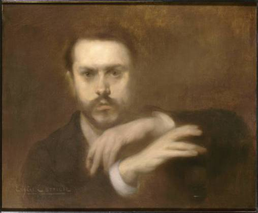 Eugène Carrière - Gustave Geffroy