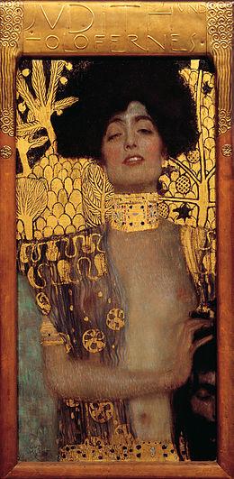 Gustave Klimt, Judith