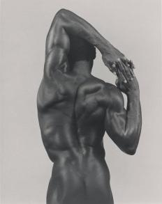 Robert Mapplethorpe, Derrick Cross (1983)