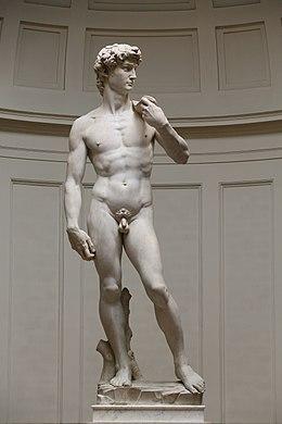 Michel-Ange, David (1501-1504)