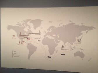 Carte tracée par Planet Money