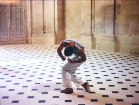 Teo Hernández, Tournage de Création du Printemps avec Studio DM (1987), Fonds Teo Hernández, Centre Pompidou/ MNAM/CCI - Bibliothèque Kandinsky
