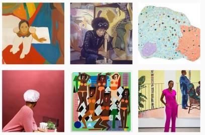 F - women artists