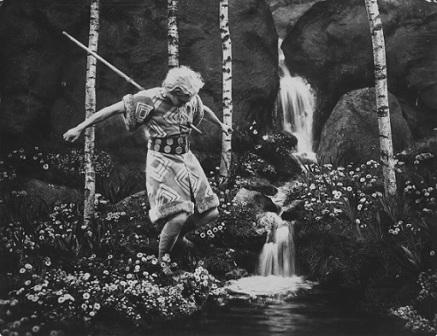 La mort de Siegfried