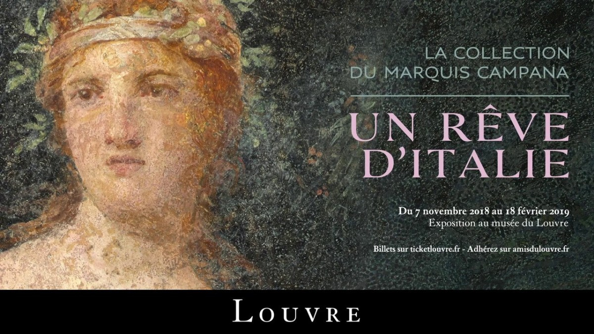 Un Rêve d'Italie, La collection du marquis de Campana