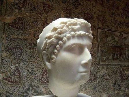 Buste de Cléopâtre Séléné