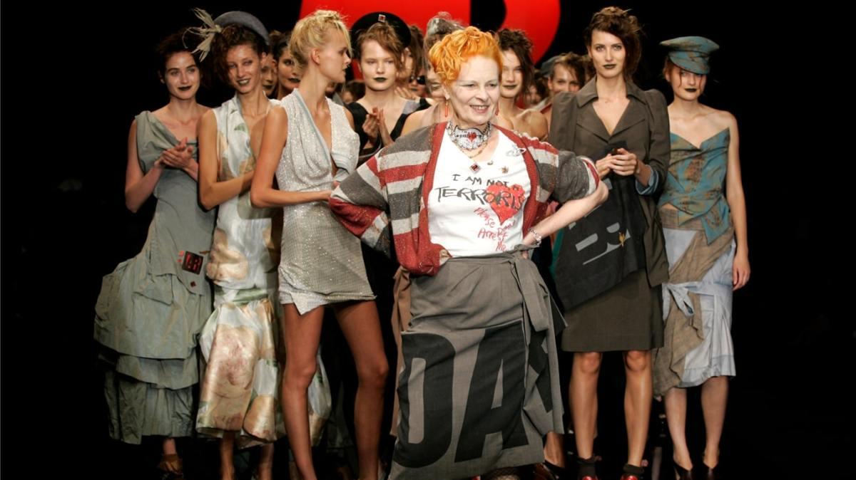 Vivienne Westwood : une icône de mode punk et activiste