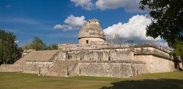 El Caracol, l'observatoire