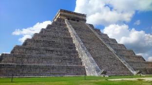 El Castillo, la pyramide de Kukulkan