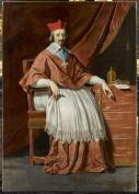 Philippe de Champaigne, Portrait du cardinal Richelieu