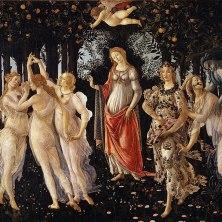 Le Printemps, 1478-1482, Andrea Botticelli, Offices, Florence