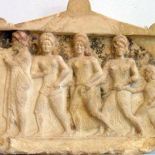 Ve siècle av. J.-C., musée de l'Acropole, Athènes