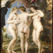 Rubens, 1639, musée du Prado, Madrid