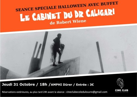 affiche caligari