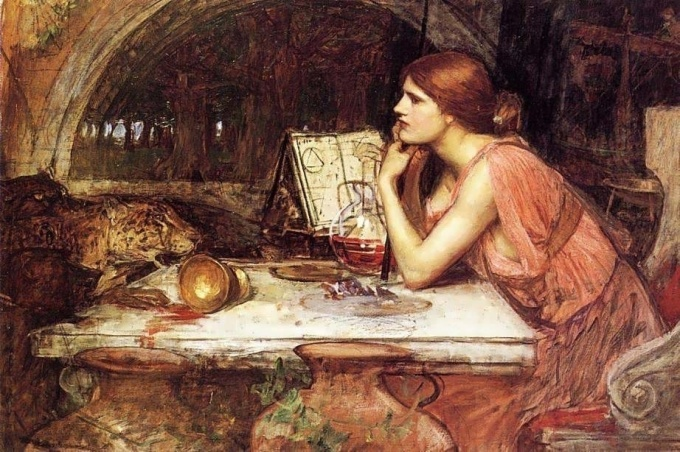 circé waterhouse