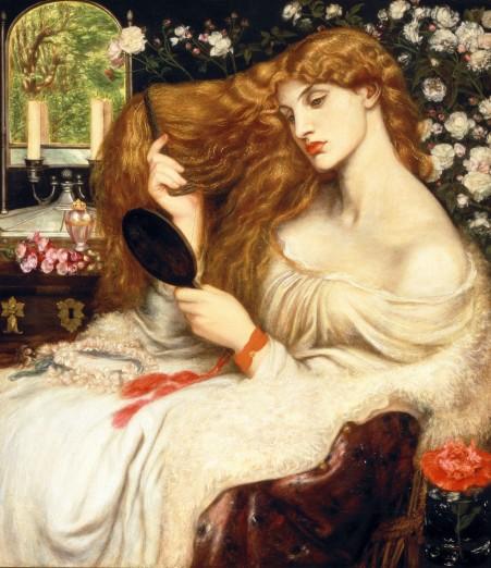 lady lilith rossetti