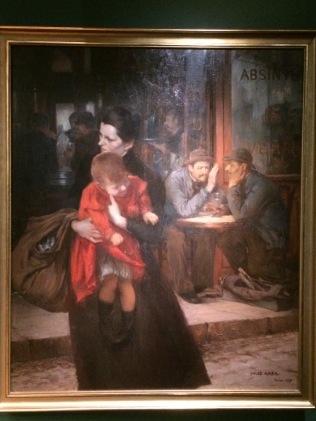 Jules Adler, La Mère