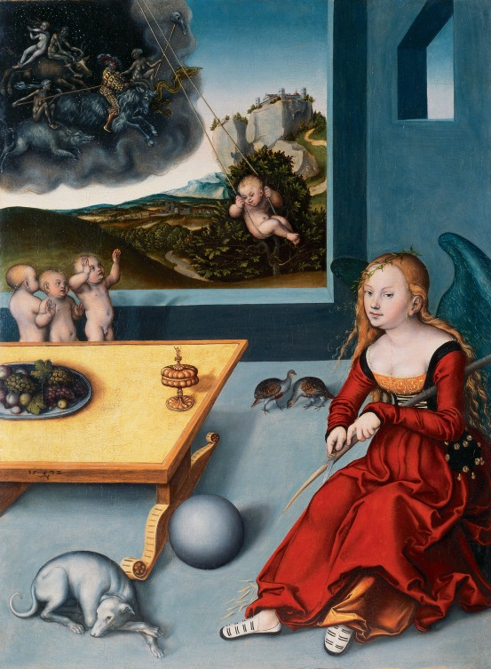 Cranach,_Lucas_d._Ä._-_Die_Melancholie_-_1532