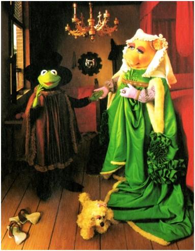 les epoux muppet show