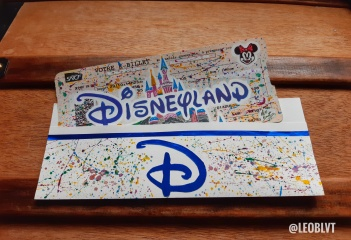 Disneyland pochette